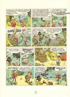 Extrait de Les petits hommes -14b90- Petits hommes et des hommes-singes