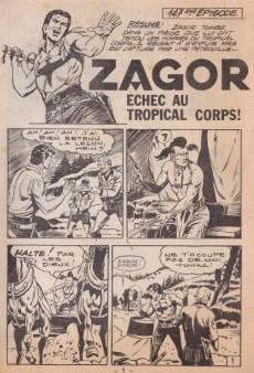 Extrait de Yuma (1re série) -221- Échec au tropical corps !