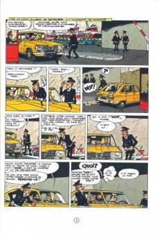 Extrait de Tif et Tondu -19a1983- Sorti des abîmes