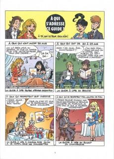 Extrait de Le guide -31b11- Le guide de la vingtaine
