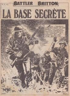 Extrait de Battler Britton (Imperia) -429- La base secrète