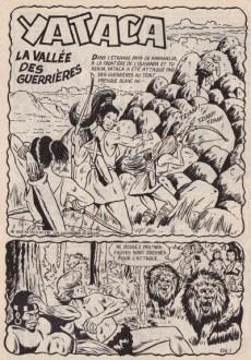 Extrait de Yataca (Fils-du-Soleil) -136- La vallée des guerrières