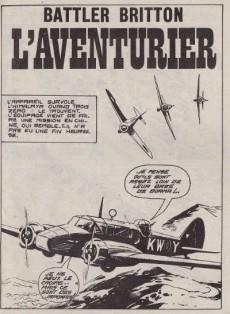 Extrait de Battler Britton -446- L'aventurier