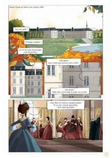 Extrait de Les colombes du Roi-Soleil -1- Les comédiennes de Monsieur Racine