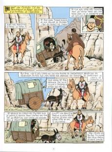 Extrait de Tristan Queceluila (Les Aventures de) -8- Le dernier secret d'Aliénor