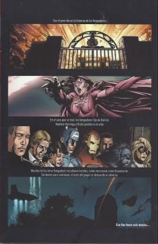 Extrait de Vengadores (Los Nuevos) -1- ¡fuga! (1)
