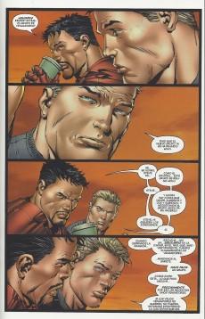 Extrait de Vengadores (Los Nuevos) -3- ¡fuga! (3)