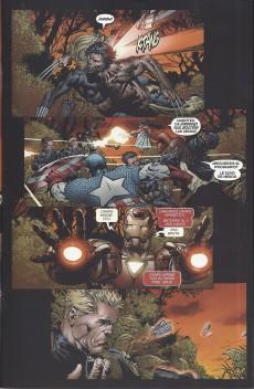 Extrait de Vengadores (Los Nuevos) -6- ¡fuga! (6)