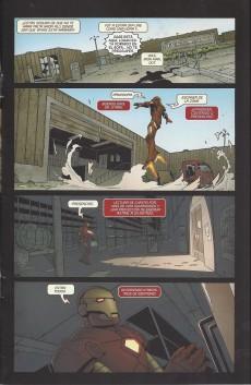 Extrait de Vengadores (Los Nuevos) -7- El vigía (1)