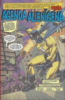 Extrait de Vengadores (Los Nuevos) -8- El vigía (2)