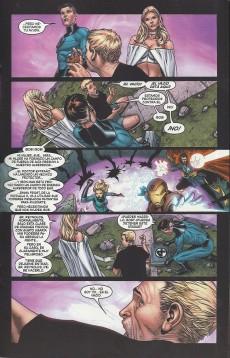 Extrait de Vengadores (Los Nuevos) -9- El vigía (3)
