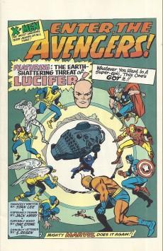 Extrait de Uncanny X-Men (The) (Marvel comics - 1963) -9MIL- Enter the avengers