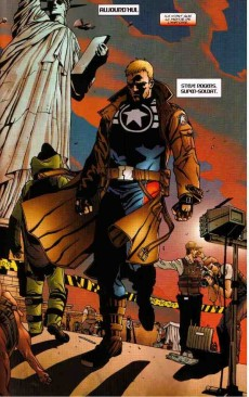 Extrait de Marvel Stars Hors Série -1- Fear Itself