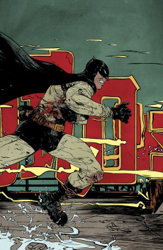 Extrait de Batman: Year 100 (2006) -1- Issue 1