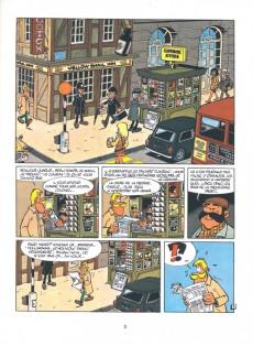 Extrait de Clifton -2a- Le voleur qui rit