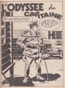 Extrait de Z33 agent secret -17- L'odyssée du Capitaine Heide