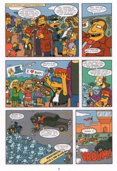 Extrait de Les simpson (Jungle !) -16- Wing Ding