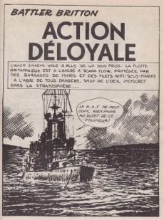 Extrait de Battler Britton -398- Action déloyale