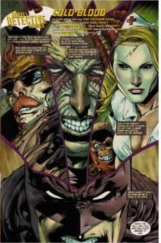 Extrait de Detective Comics (2011) -3- Cold blood