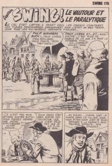 Extrait de Capt'ain Swing! (1re série) -176- Le vautour et le paralytique