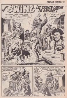 Extrait de Capt'ain Swing! (1re série) -181- Les trente canons de Bancroft
