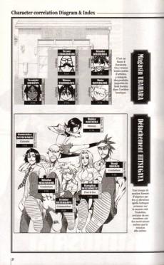 Extrait de Bleach -HS3- Masked - Official Character Book 2