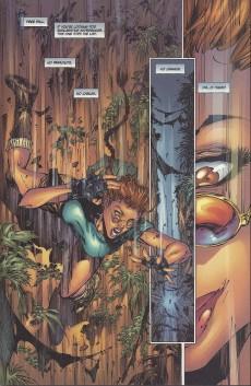 Extrait de Tomb Raider: The Series (1999) -12- Shangri-la (2)