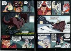 Extrait de Ramon de la muerte -3- Arrive à pied par la chine