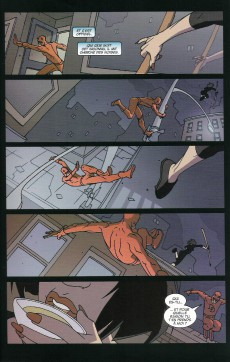 Extrait de Daredevil (Marvel Knights) -2- Ninja