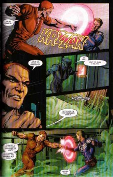 Extrait de Marvel Stars -10- Conviction