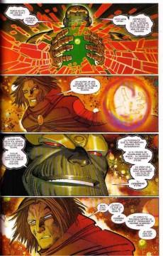 Extrait de Marvel Heroes (Marvel France - 2011) -10- Leçon de vie
