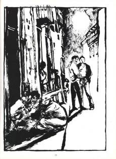 Extrait de (AUT) Baudoin, Edmond - Journal du voleur