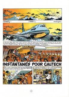 Extrait de Natacha -8a1991- Instantanés pour Caltech
