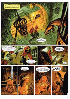 Extrait de Le scorpion -6b- Le trésor du temple