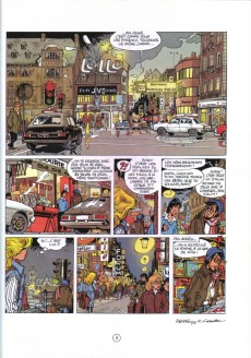 Extrait de Natacha -11a1988- Le Grand Pari