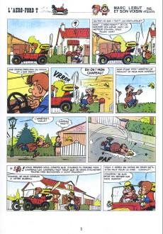 Extrait de Marc Lebut et son voisin -Int08- Intégrale 8 : 1975-1977