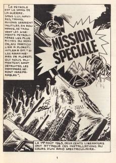 Extrait de Rapaces (Impéria) -324- Mission spéciale
