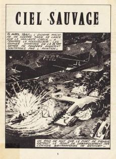 Extrait de Rapaces (Impéria) -357- Ciel sauvage