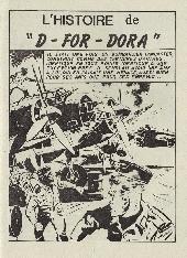 Extrait de Rapaces (Impéria) -388- L'histoire de D-for-Dora