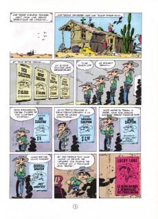 Extrait de Lucky Luke -12c89- Les cousins Dalton