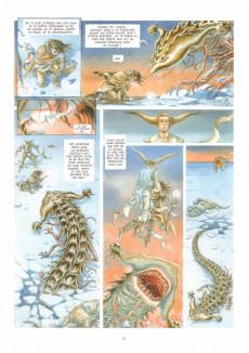 Extrait de Duam -2- L'Hiver des Morts