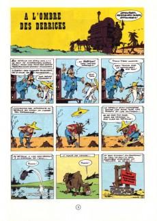 Extrait de Lucky Luke -18c86- À l'ombre des derricks