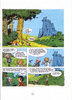Extrait de Les petits hommes -11a83- Dans les griffes du seigneur