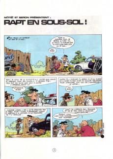 Extrait de Les petits hommes -20a88- Rapt en sous-sol