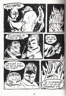 Extrait de Bile noire -7- Janvier 2000