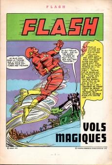 Extrait de Flash (Arédit - Pop Magazine/Cosmos/Flash) -10- Flash 10