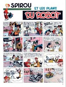 Extrait de Spirou et Fantasio -1FS- 4 aventures de Spirou ...et Fantasio