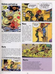 Extrait de Gaston (Hors-série) - Le Dico Tome 2 : de K à Z