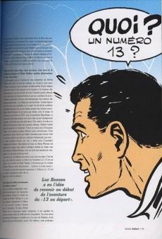 Extrait de Michel Vaillant -HS4- Michel Vaillant, de la bande dessinée au film