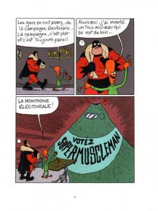 Extrait de Sardine de l'espace (Dargaud) -5a2011- Mon œil !